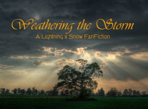 Weathering the Storm - Lightning x Snow