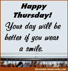 happy thursday quotes | ♦ Happy Thursday ♦ Thursday Quot