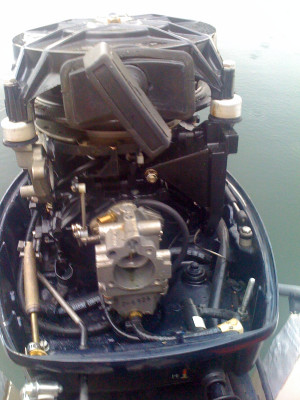 25 HP Evinrude Outboard Motor. 30 Years Of Service Quotes. View ...