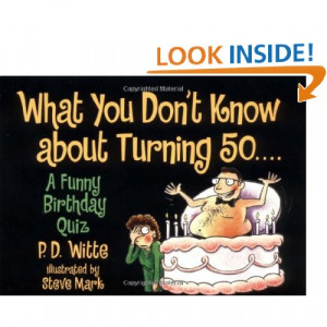 funny quotes for turning 50