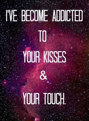 kisses cute quote share this cute quote picture on facebook