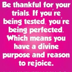Trials...