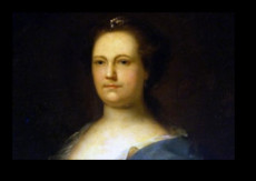 Deborah Read Franklin was the wife of famed inventor and statesman ...