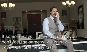 Will Ferrell Movie Quotes Will ferrell as ron-burgur 008
