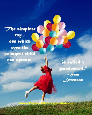 ... youngest child can operate, is called a grandparent.