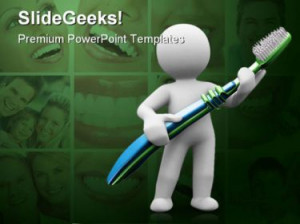 Tooth Power Point Backgrounds Download Picture