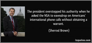 More Sherrod Brown Quotes