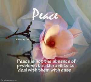 peace - quote