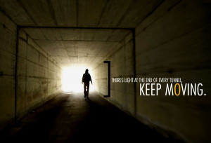 Keep moving forward and dont lose hope motivation quotes to give you ...