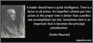 More Andre Maurois Quotes
