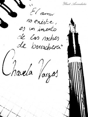 Chavela Vargas - El amor no existe