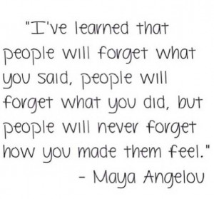 Quotes that touched my heart 2014