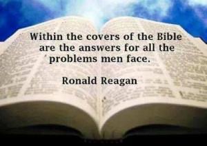 Ronald Reagan .....