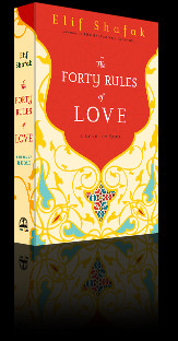 the forty rules of love elif shafak