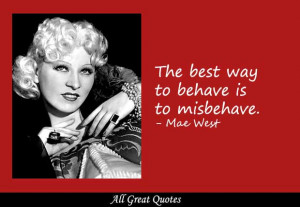 mae-west-the-best-way-to-behave