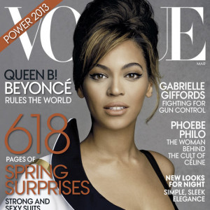 Beyonce Vogue Magazine Pictures and Quotes