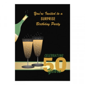 Quotes For 50th Birthday Celebration