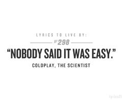 coldplay, lyrics, quotes - inspiring picture on Favim.com