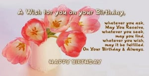 ... birthday like i m looking forward to my new daughter s birthday