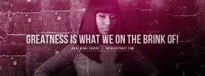 nicki minaj greatness quote nicki minaj fighting for the girls