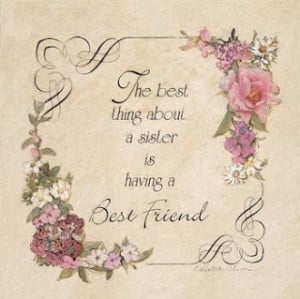 Like A Sister Birthday Quotes. QuotesGram