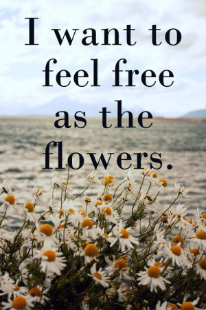 Hippie quotes, best, positive, sayings, feel free