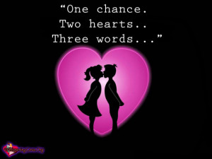 two hearts touching in the two hearts one love quotes two hearts one ...