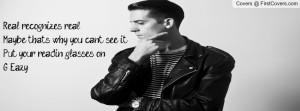 Eazy lyrics Profile Facebook Covers