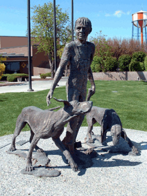 Book: Where the Red Fern Grows - Location: Idaho Falls Public Library ...