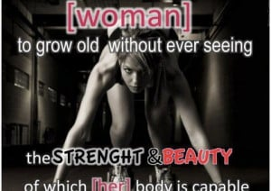 Women Fitness Motivation Quotes
