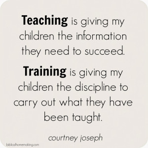 ... {on parenting mess-ups, the schooling decision + more} + study guide
