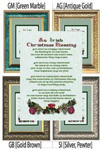 Irish Christmas sayings