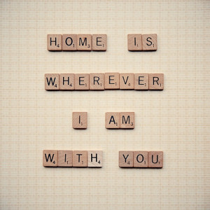 Scrabble quote print wall art home decor by RetroLovePhotography, $15 ...