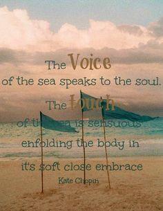Sea quote via Living Life at www.Facebook.com/.. . More