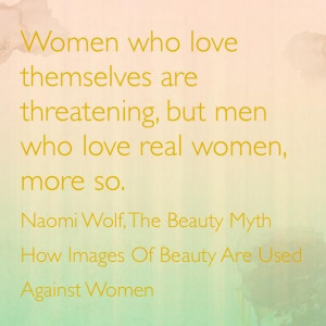 Naomi Wolf Quote.