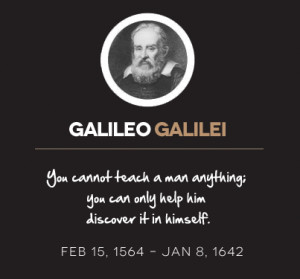 Showing Gallery For Galileo Galilei Quotes