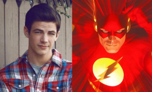The Flash' TV Show Gets Its Own Barry Allen In The Form Of Grant ...