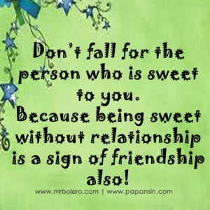 Don't Fall in Love Quotes