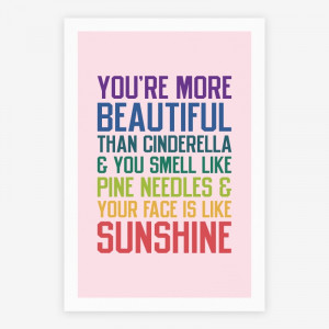 Bridesmaids More Beautiful You Are Quotes