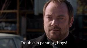 Crowley quotes Supernatural