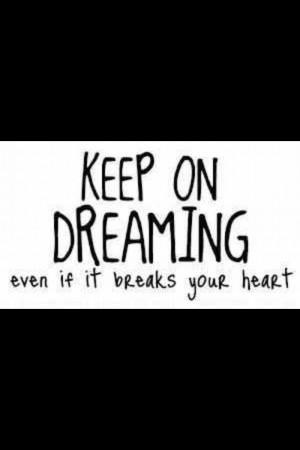 Keep dreaming eli young band