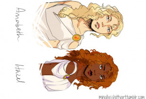 PJO Challenge Day 27: You Are Going On A Quest. Pick One Camper From ...
