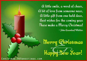Christmas card sayings quotes - 3 PHOTO!