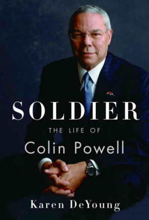 Colin Powell Comes into Focus in New Book