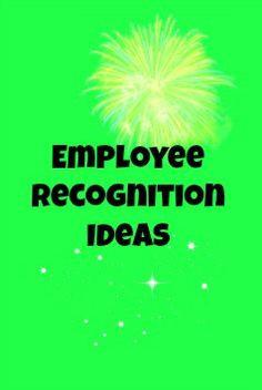 Recognition Employee Appreciation Clip Art