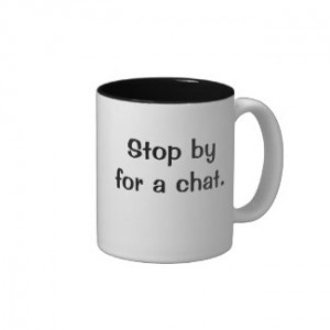 This mug will ensure you are left alone!