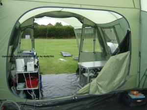 Royal Pescara 8 Tent (Quote No 61)
