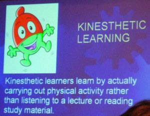 Aural Learning Style Are this type of learner.