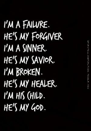 He's my God