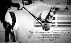 kipling quote dressage horse | Flickr - Photo Sharing!